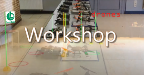 Workshop drone Gezinsbond Destelbergen